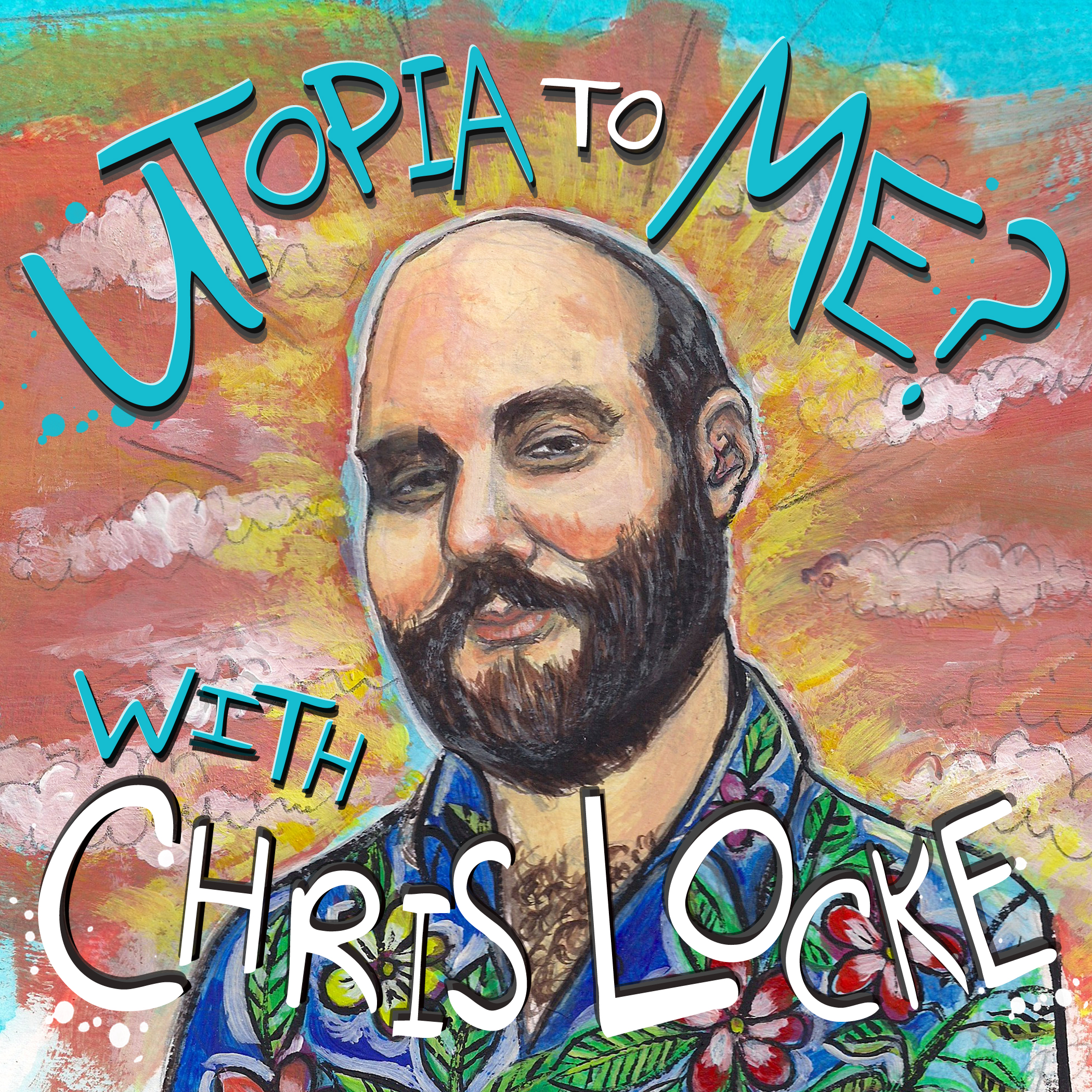 Utopia To Me? With Chris Locke